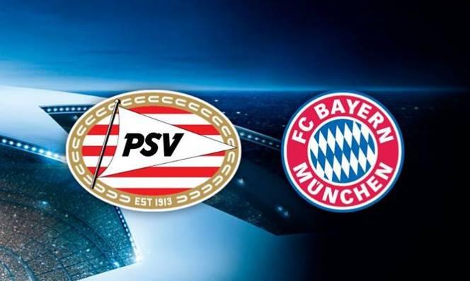 PSV vs Bayern Munich, 02h45 ngày 02/11: Cách biệt vừa đủ