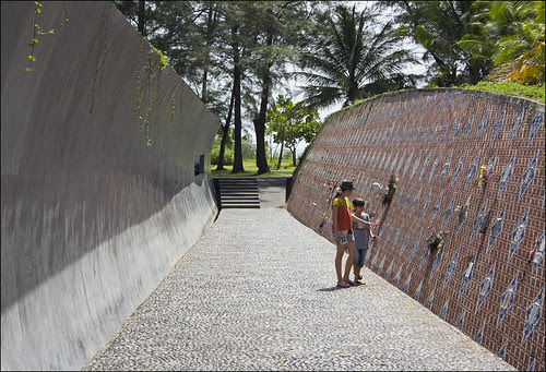 Tsunami Memorial at Baan Nam Khem