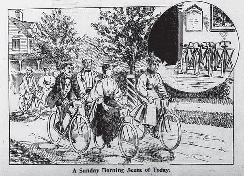 Sunday Morning Cycle