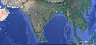 google earth saroo earth