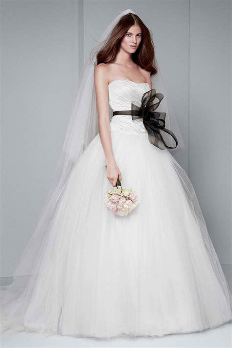White by Vera Wang Wedding Dresses   MODwedding