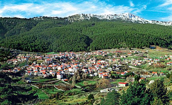 perierga.gr - Το ψηλότερο χωριό των Βαλκανίων είναι ελληνικό!