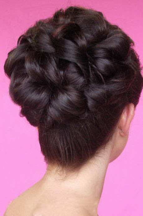 Classic  bridal  hairstyles