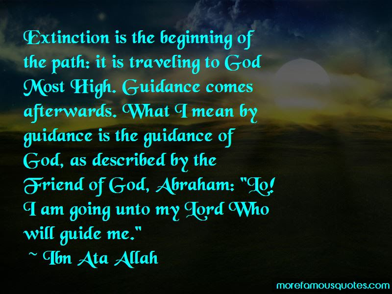 Quotes About Guidance Of God Top 36 Guidance Of God Quotes From