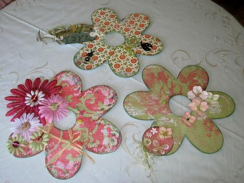 Flores Chipboard