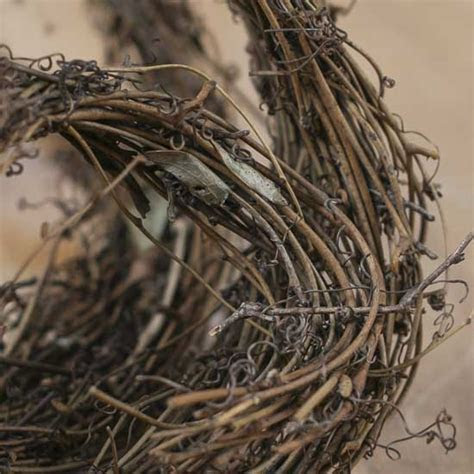 Natural Grapevine Twig Garland   Western Theme   Party