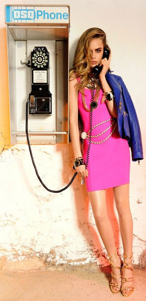 Dsquared � Spring Summer Collection 2013 1 anna7891 #2dayslook #mini dress # anna7891www.2dayslook.com