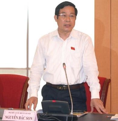 luật biểu tình, quyền con người, Bộ trưởng, Nguyễn Bắc Son, chủ quyền