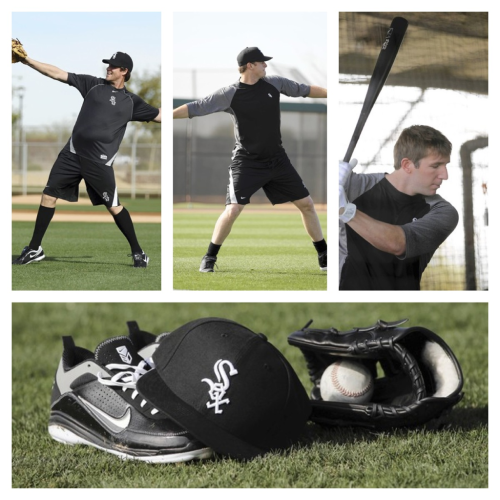 seagreene12:<br /><br />Happy White Sox spring training day!! I'm the happiest guy ever today!<br />