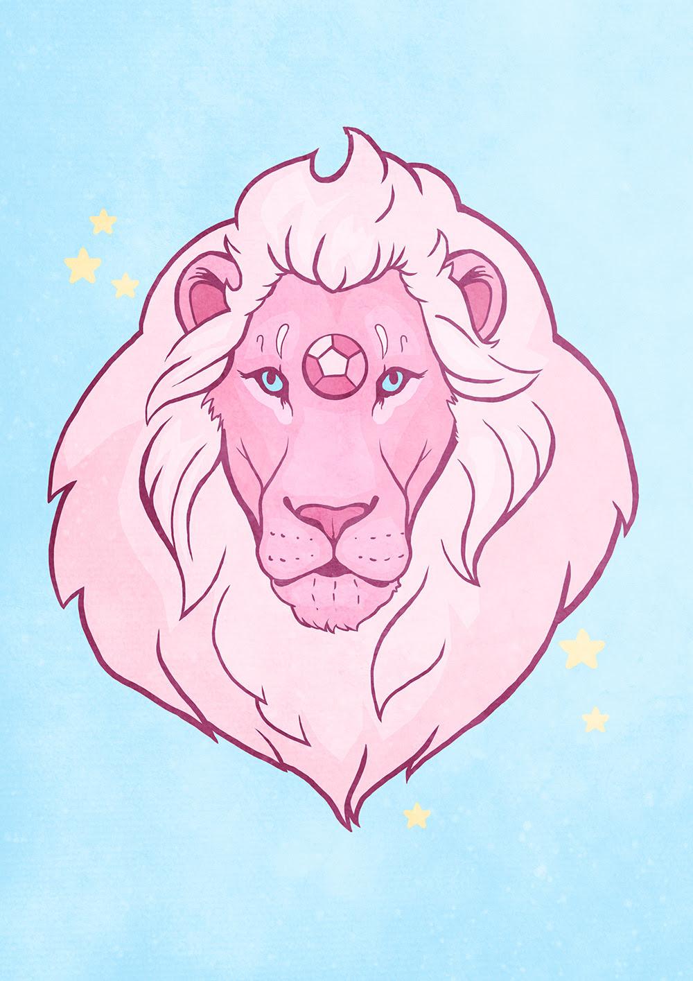 A bit of Steven Universe fan art.