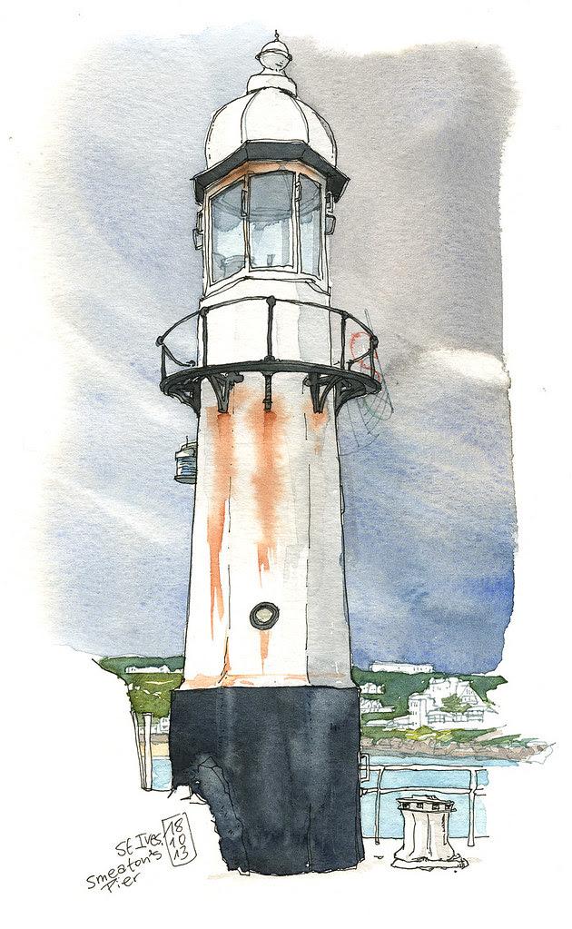 St. Ives, Old Lighthouse