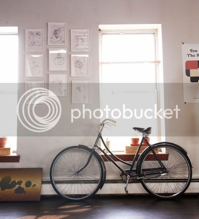 Cheap Loft Apartments: { Lifestyle Bohemia }: Erin Wasson's NYC Loft Apartment