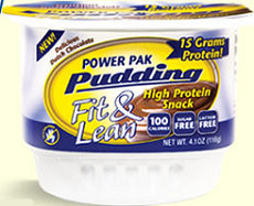 MHP Fit Lean Power Pak Pudding FREE MHP Fit & Lean Power Pak Pudding at GNC