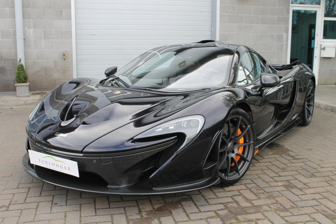 Used Mclaren P1 For Sale Uk