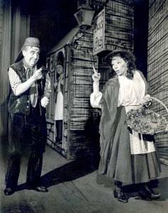 Jaime e Bibi em Minha Querida Lady