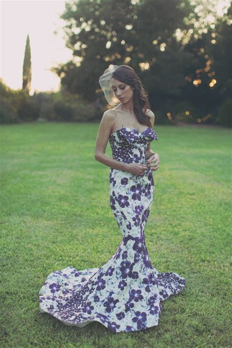 Non Traditional Wedding Dresses That Will Have You