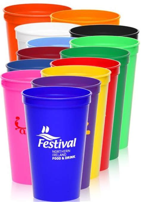Wholesale Personalized Plastic Stadium Cups   Free