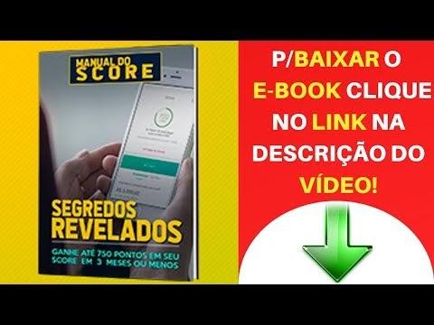 COMO AUMENTAR O SCORE DO CPF RÁPIDO GUIA SCORE ALTO PDF