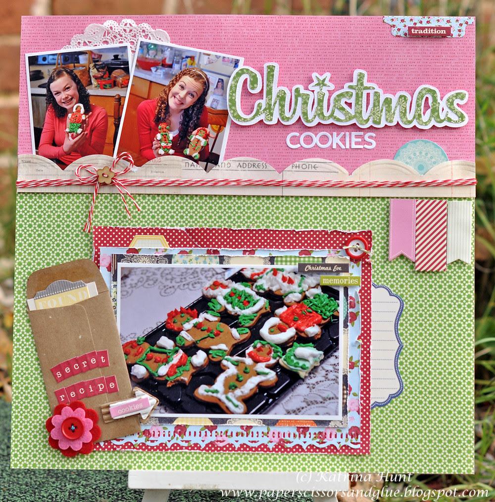Christmas Cookies with Jillibean Soup