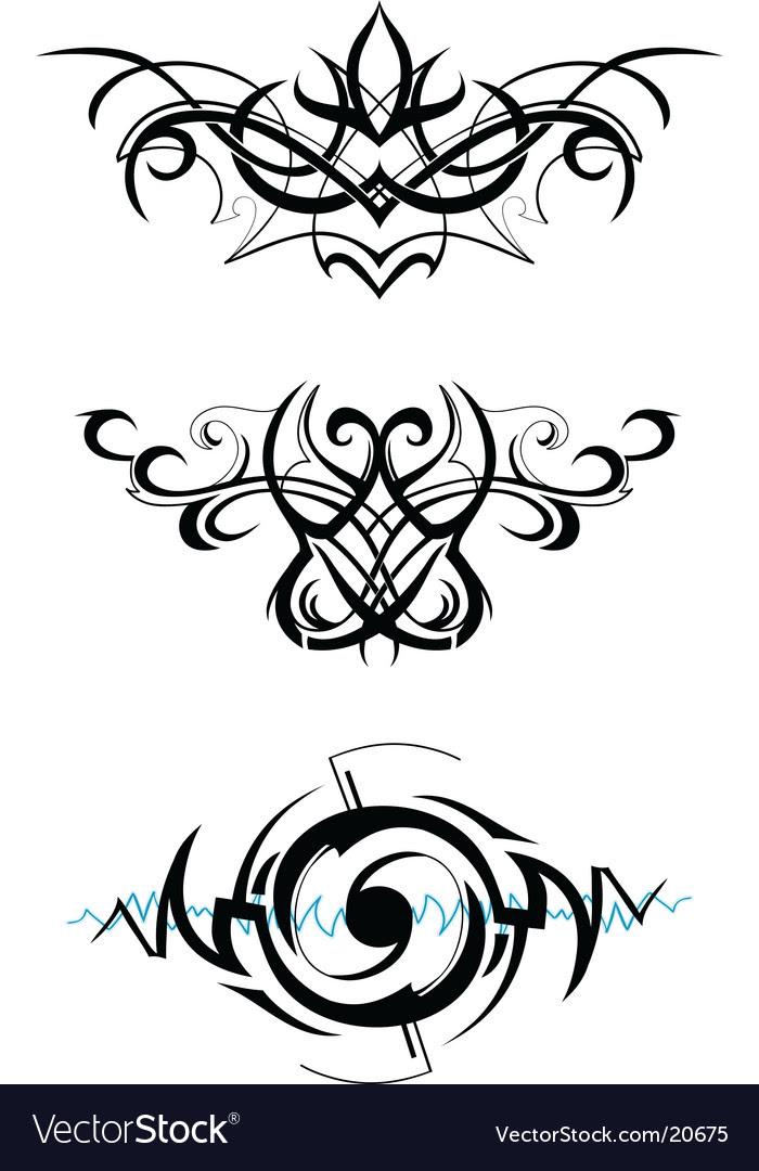 Tribal tattoo designs. Keywords: