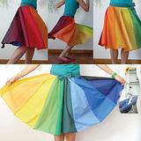 Awesome Umbrella Skirt