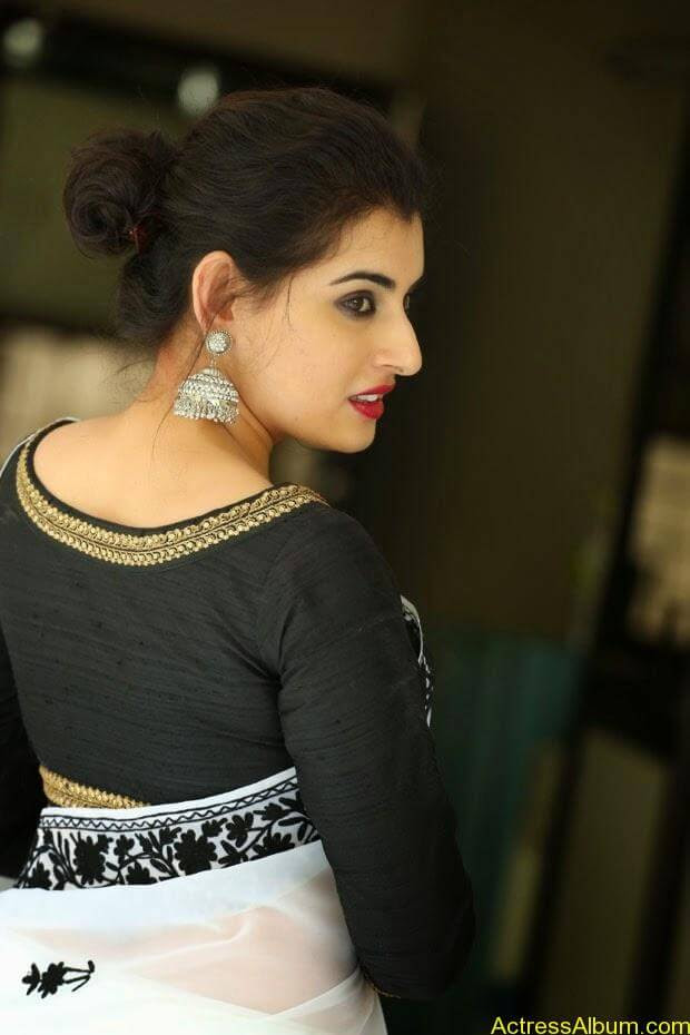 Archana-Saree-Stills-at-Panchami-Movie-Release-Date-Photos-11