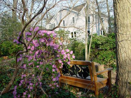Garden Benches - The Garden-