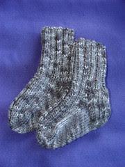 pikkuvauvan sukat