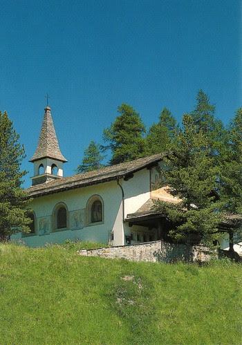 Kapelle Regina Pacis, St. Moritz-Suvretta