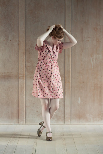 house dress.