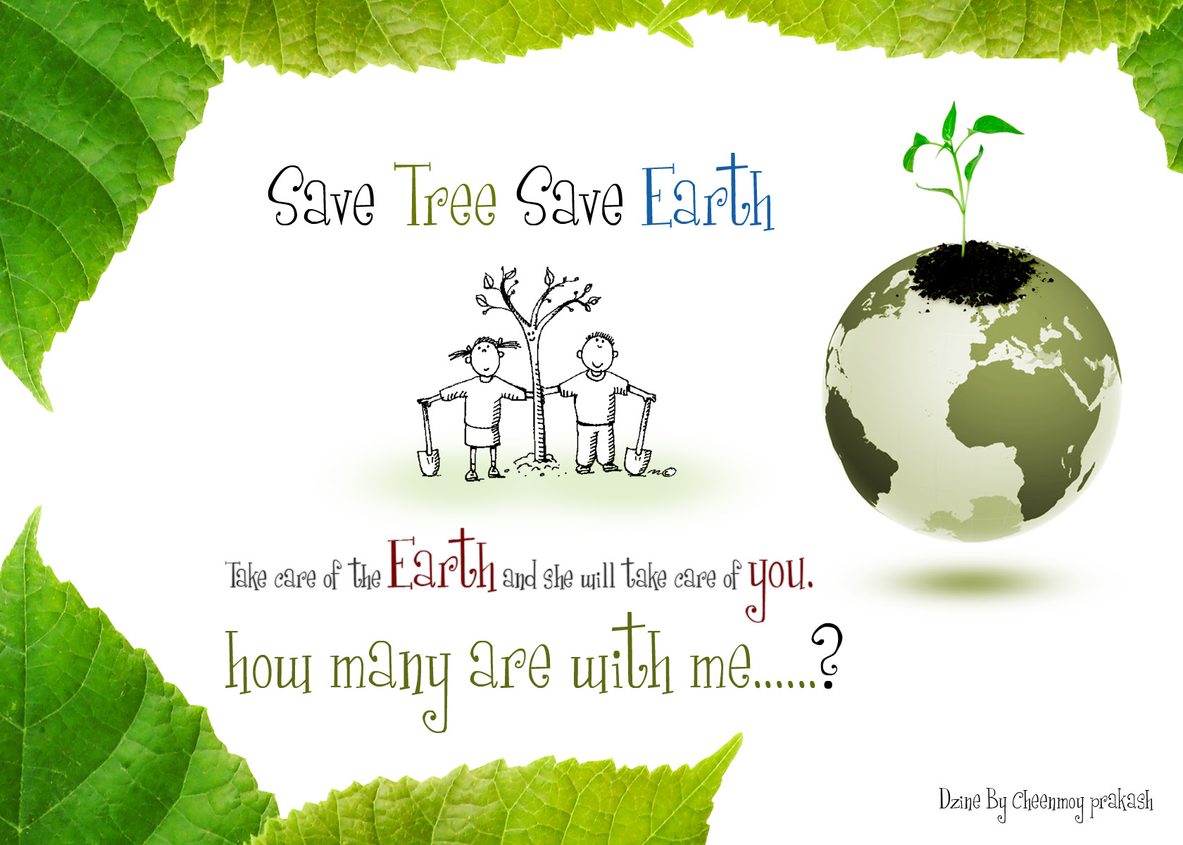 Essay On Save Trees Save World