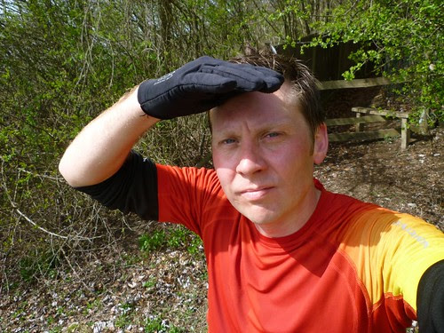 NDW Tuesday Run - Pilgrims Way nr Rochester by ultraBobban