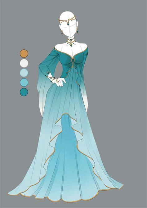 pin  mich kay  fashion anime outfits anime dress
