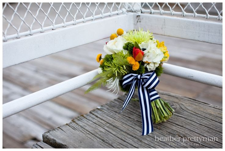 Vintage Nautical Wedding Photography Style Shoot