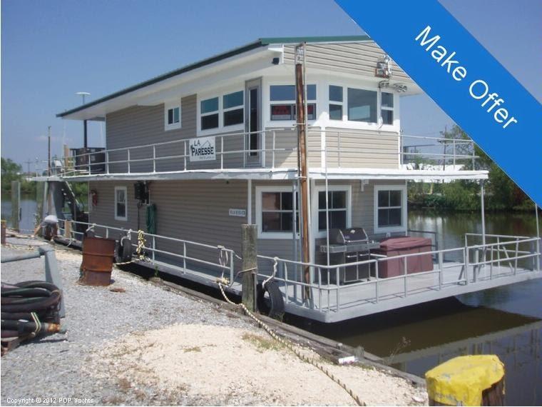 Easy Boat Building: Small Boat Used In Louisiana