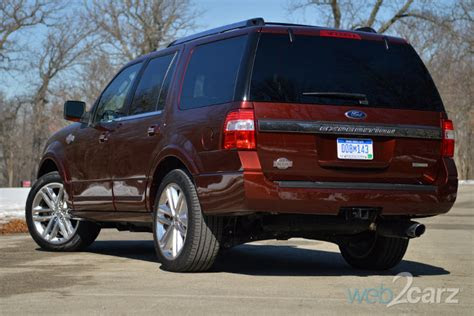 ford expedition king ranch review webcarz