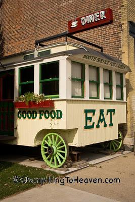 Spud Boy Diner, 1927, Lanesboro, Minnesota