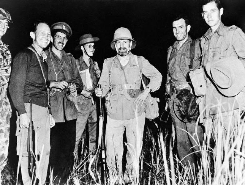 File:Chindit leaders Burma 1944 IWM MH 7873.jpg