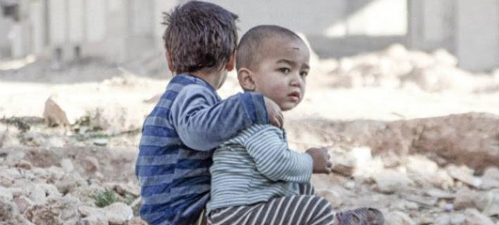 Συρία: Περισσότερα από ένα εκατ. παιδιά κινδυνεύουν στο Ιντλίμπ
