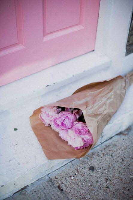blooms on your doorstep