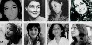 mujeres chilenas embarazadas y desaparecidas