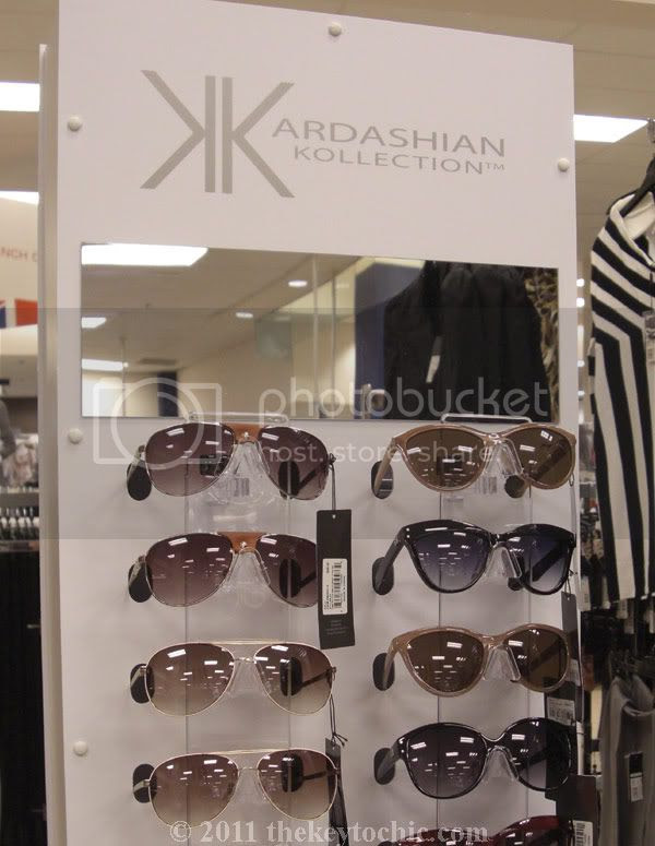 Kardashian Kollection Sears sunglasses