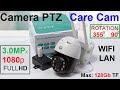 Demo Care Cam ip wifi độ phân giải 3.0MP thông báo tuỳ chỉnh