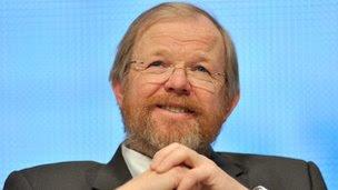 Bill Bryson in 2008