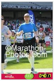 Melbourne Marathon 5km 2010