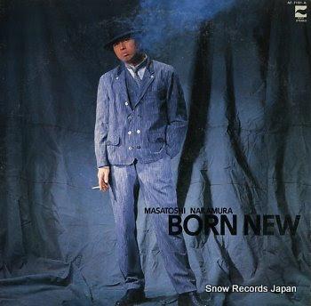 NAKAMURA, MASATOSHI born new