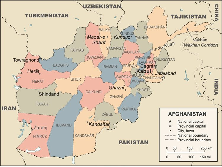 Afghanistan: Securit