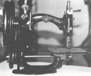 Una máquina Andrews llamado-rara