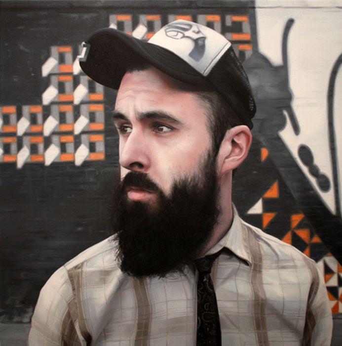 As incríveis pinturas de Joe Simpson 15