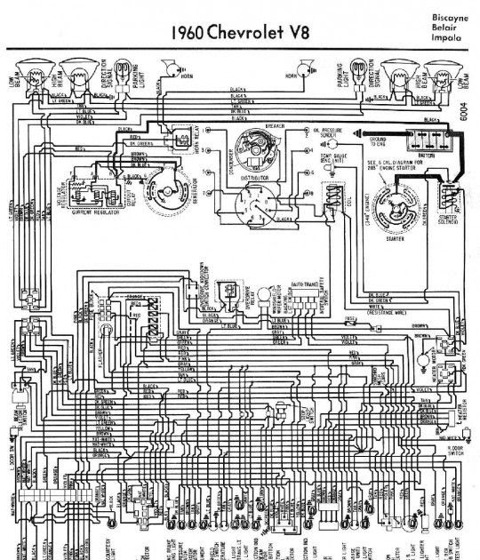 1965 Corvette Fuse Box Diagram